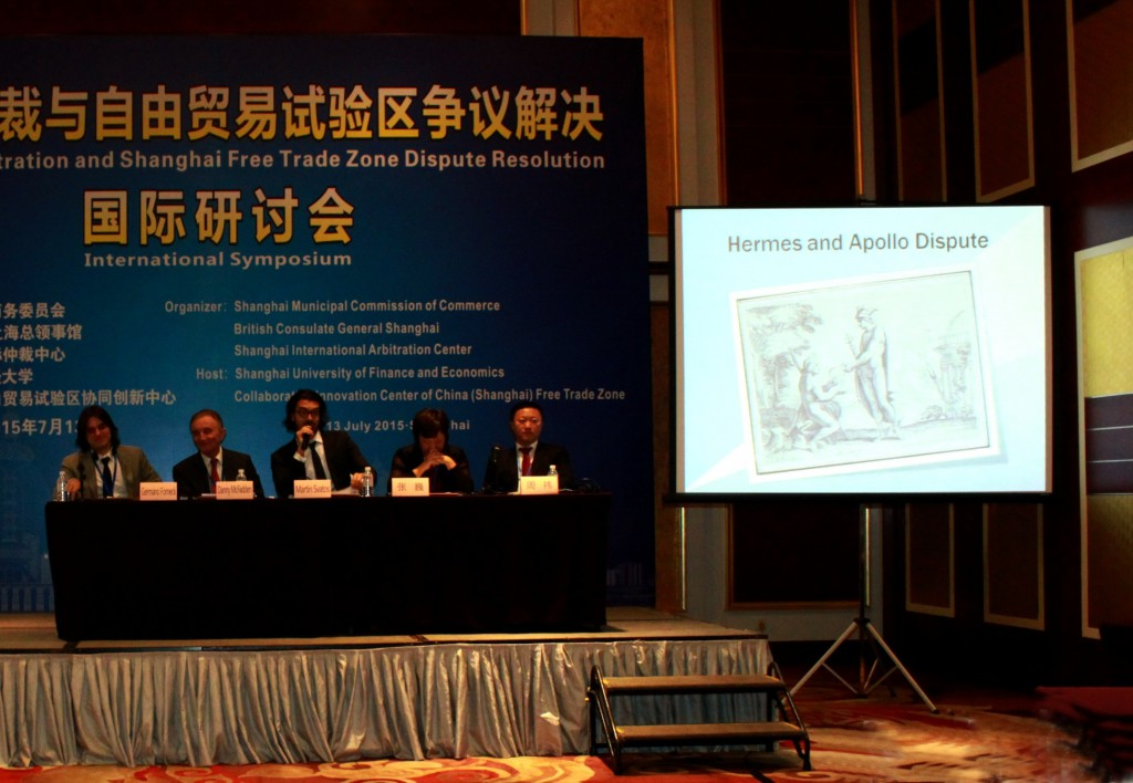 Shanghai Mediation Arbitration  Svatos 2