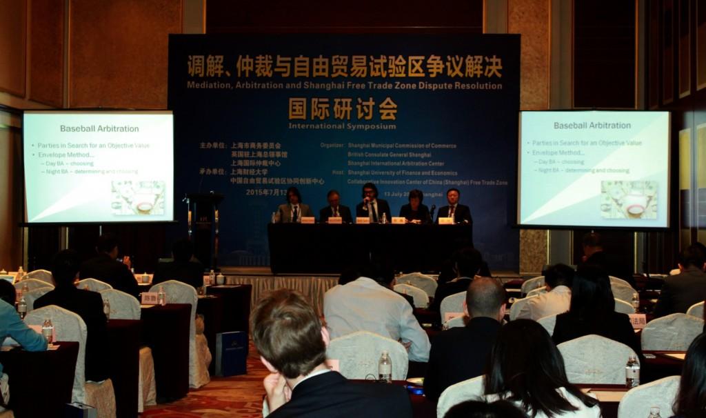 Shanghai Mediation Arbitration  Svatos 3