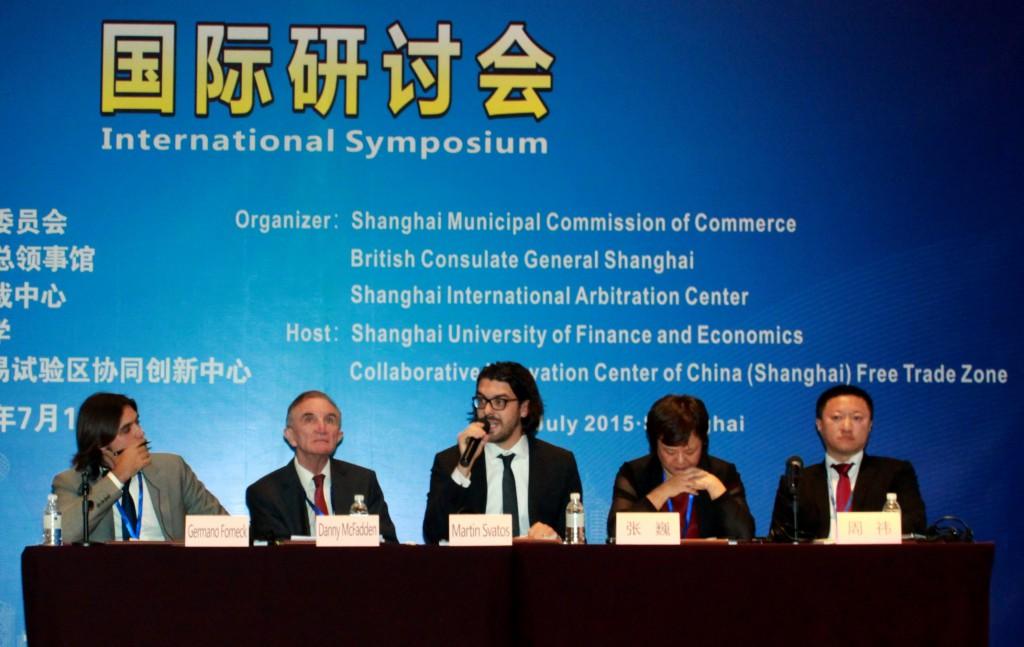 Shanghai Mediation Arbitration  Svatos