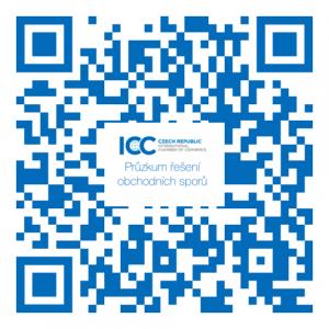 qr-code_ICC_Průzkum řešení obchodních sporů